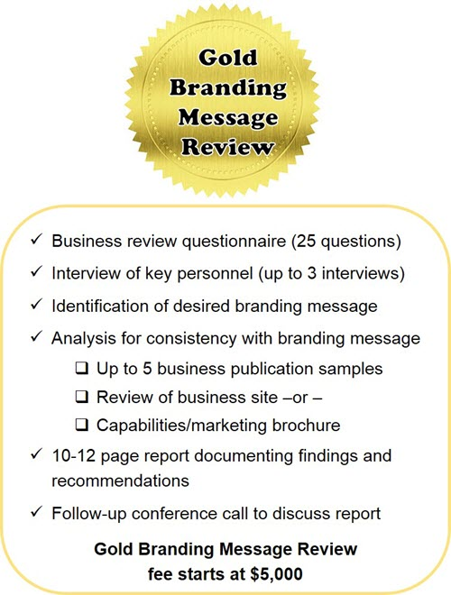 Gold Branding Review